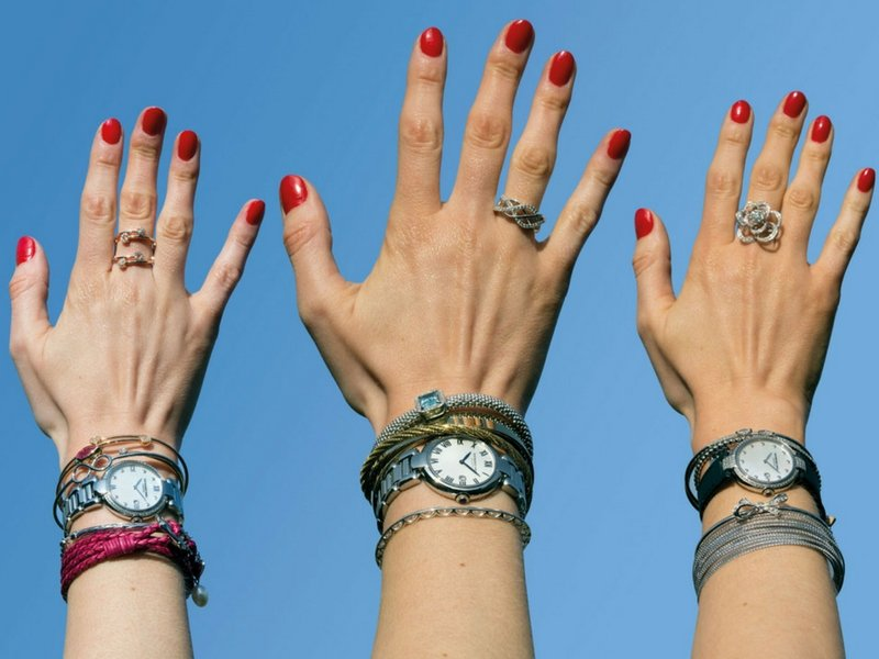 How to Create an Arm Party - Ellis James Designs Blog