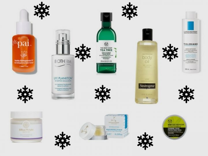 Skincare Beauty Routine for Winter