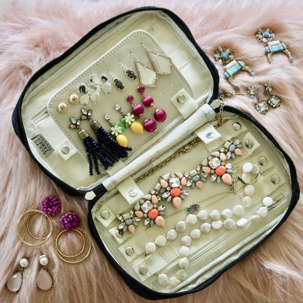 Camila - Ellis James Designs Babes Travel Jewelry Keeper