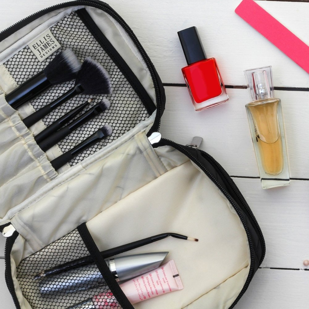 Best Toiletry Bag for Carry On - Ellis James Designs