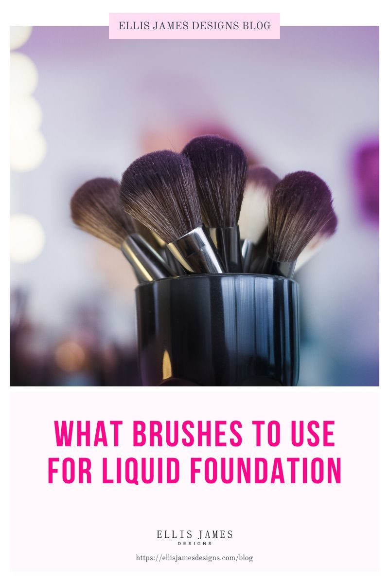 What Brushes To Use For Liquid Foundation Get That Flawless Base