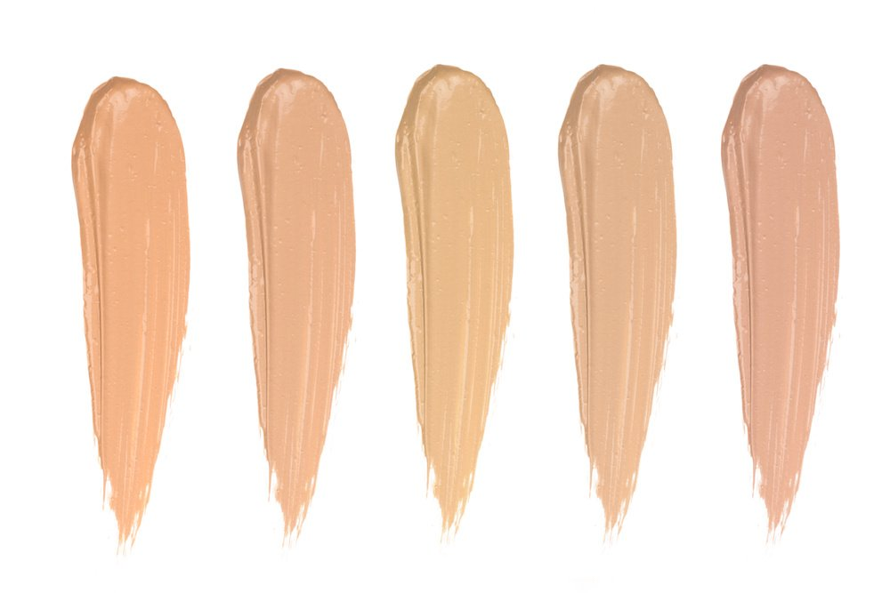 how to choose foundation color online