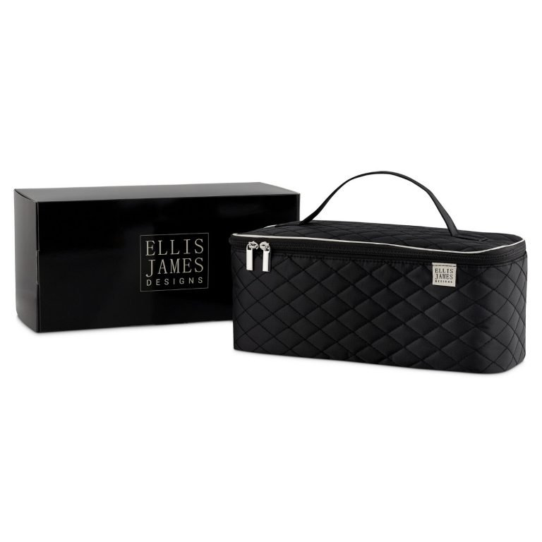 Black Large Cosmetic Organizer