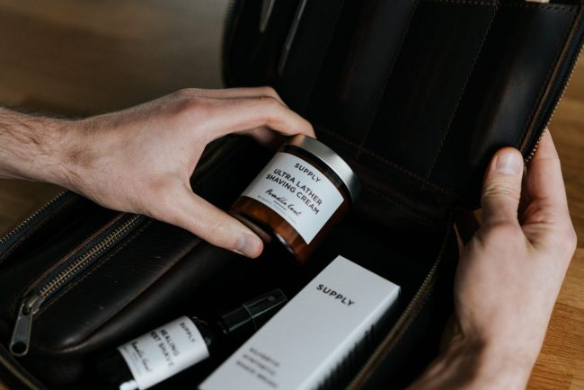 What does Dopp Kit stand for?