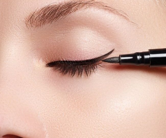Top Eyeliner for Tightlining Oily Lids