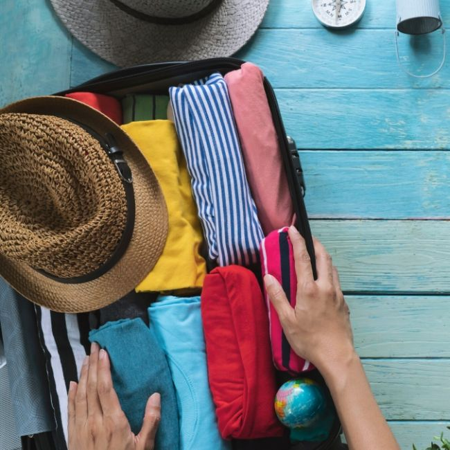 ultimate packing list for any vacation