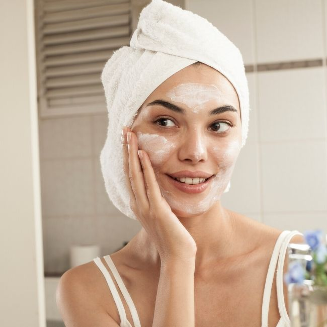 sensitive skin friendly chemical exfoliants