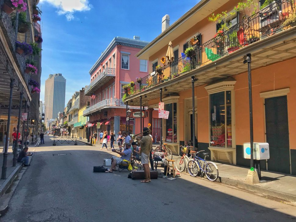 New Orleans Food Destination USA