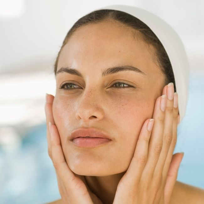 what to use after chemical peel