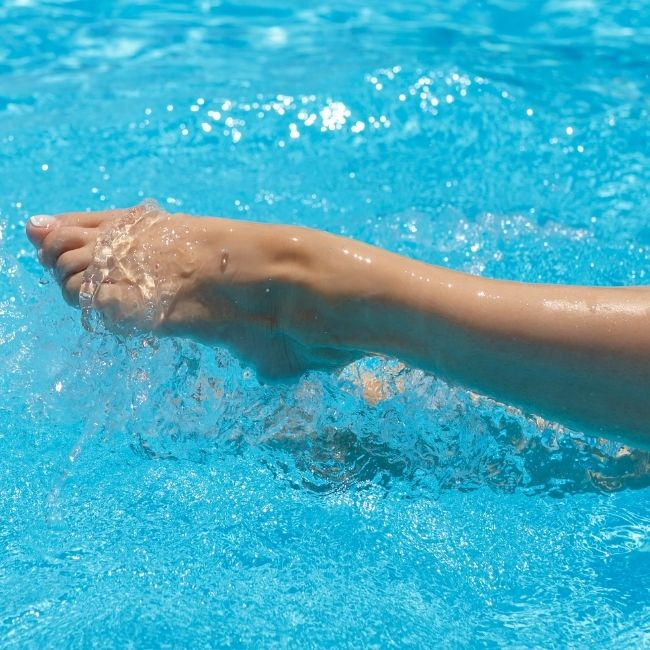 Can Sunburn Cause Swelling in Ankles